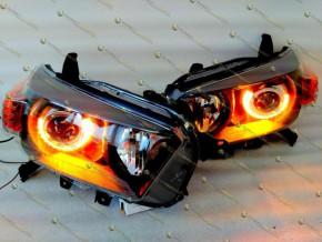 Bi Led светодиодные фары Toyota 4Runner 09-
