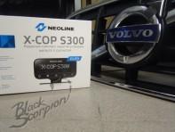 Установка Neoline X-Cop на Volvo