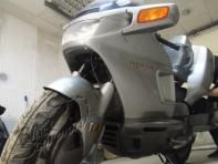 Сигнализация на мотоцикл