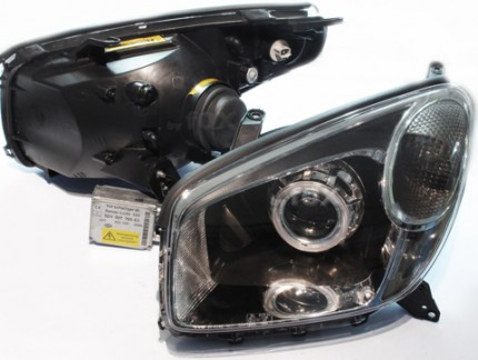 Bi Led светодиодные фары Toyota Rav4 03-05