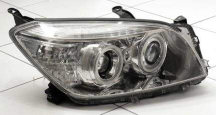 Bi Led светодиодные фары Toyota Rav4 05-08