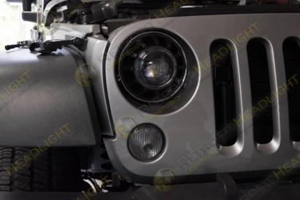 Morimoto Aero7 headlights