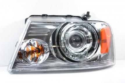 Bi Led светодиодные фары Ford F150 05-