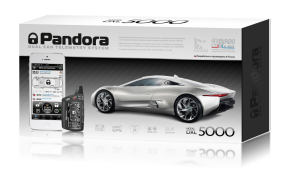 Pandora DXL-5000 New и полная защита периметра