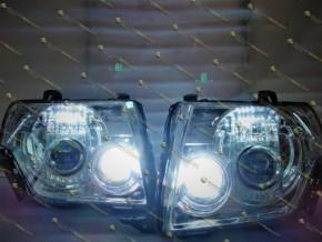 Светодиодные Mitsubishi Pajero 4