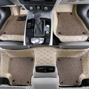 Автомобильные 3D коврики Эко кожа