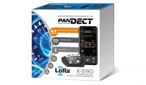 Автосигнализация Pandect X-3190 LoRa