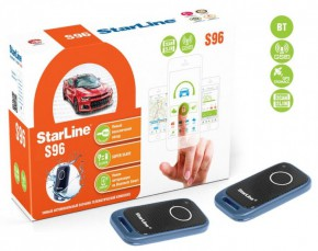 Автосигнализация StarLine S96 v2 BT 2CAN-4LIN GSM