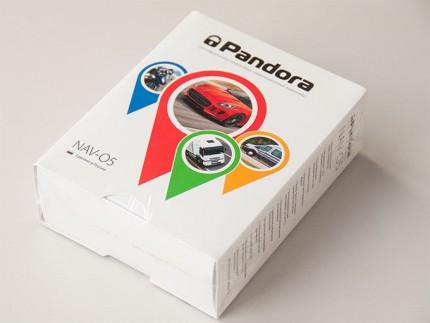 Система слежения Pandora NAV-05