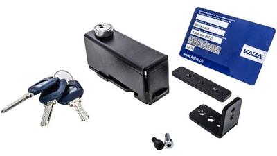 Защита OBD-разъёма Block-Lock с цилиндром KABA- ZDRC