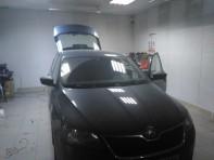 Система парковки на Рапид