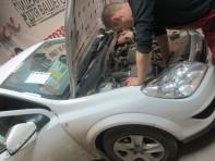 Комплекс на Opel Astra