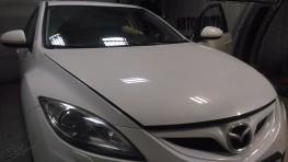 Призрак 520 на Mazda 6
