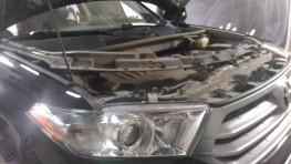 Парктроник на Toyota Highlander