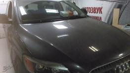 Автозапуск на Audi Q7