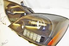 Bi Led фары Lexus GX470 02-