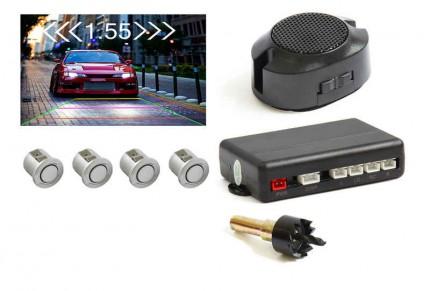 Видео система с сенсорами INCAR