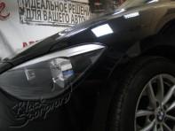 Установка парктроников на BMW
