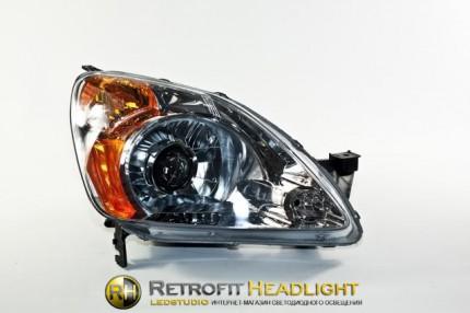 Bi Led светодиодные фары Honda CR-V 2 02-06