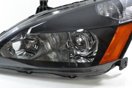 Bi Led светодиодные фары Honda Inspire UC