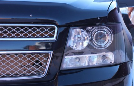 Bi Led светодиодные фары Chevrolet Tahoe 07-14