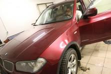 Автозапуск на BMW X3