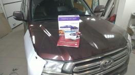 IGLA на Land Cruiser 200