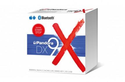 Автосигнализация Pandora DX 9Х