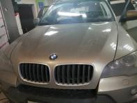 Штатное головное на BMW