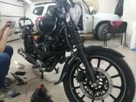 Пандора на мотоцикл