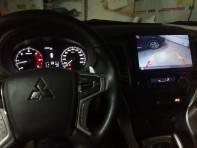 Андройд на Mitsubishi Pajero Sport