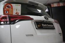 Автозапуск на Тойота Рав 4