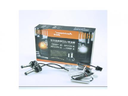Светодиодные лампы Aozoom с ДХО в поворотники 2 в 1