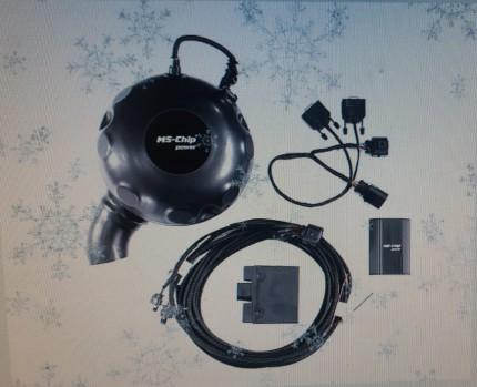 Корректор звучания выхлопной системы MS-Chip power