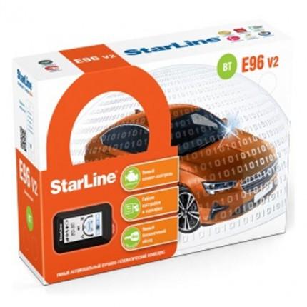 Автосигнализация StarLine E96 v2 BT 2CAN-4LIN